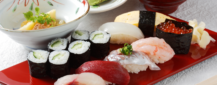 Minato Sushi (港すし)